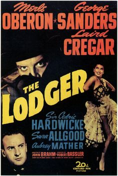 """CAST: Laird Cregar, George Sanders, Merle Oberon, Cedric Hardwicke; DIRECTED BY: John Brahm; Features: - 11"""" x 17"""" - Packaged with care - ships in sturdy reinforced packing material - Made in the USA"""