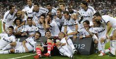 Real Madrid - Barcelona, la final de la Supercopa de España 2012