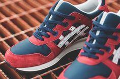 ASICS GEL LYTE III (BURGUNDY) | Sneaker Freaker
