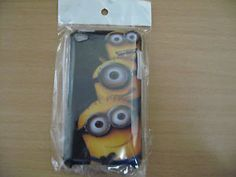 ipod touch 4th generation case  | APPLE IPOD TOUCH 4TH GEN DISPICABLE ME HARD CASE NEW NEVER USED | eBay