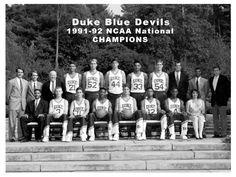 Duke Basketball, Champions