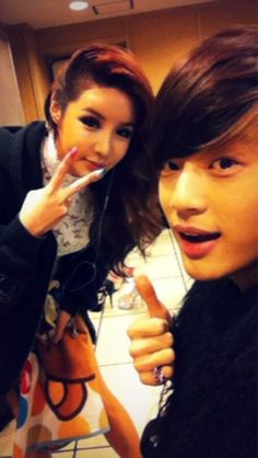 Se7en explains why his girlfriend Park Han Byul didn't see him off + Park Bom sends message