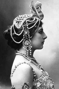 Why Has Nobody Made A Movie About These People Yet? #refinery29 http://www.refinery29.com/2014/11/78394/cool-historical-figures#slide11 Mata Hari (1876-1917) Imagine Lady Gaga being busted for spying. Born Margaretha Geertruida Zelle MacLeod, Mata Hari was an exotic dancer and courtesan who worked as an agent for the Germans during World War I. She was executed by firing squad, and her body was later used for medical testing. Dream Casting; Angelina Jolie