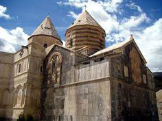 Saint Thaddeus Monastery ( Maku ) http://iranparadise.com/en/gallerygroup/gallery/29