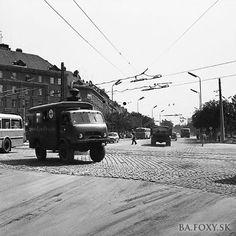 Najnovšie obrázky - Trnavské mýto - Pohľady na Bratislavu Bratislava, Vehicles, Car, Vehicle, Tools