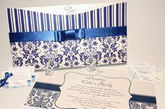 convite sun shine azul turqueza | atelie conviteria | Elo7