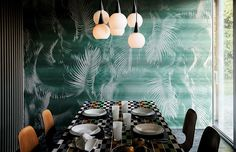 Contemporary wallpaper - Wall & Decò