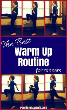 Running Dynamic Warm Up Exercises and Stretches | What to Do Before a Run | Injury Prevention | Running Tips | Running for Beginners