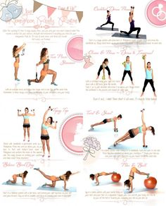 Tone It Up-Honeymoon ready workout