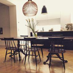 Love my #tapiovaara chairs #fanett