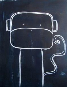 No. 0015 - The Monkey by Adriane Duckworth