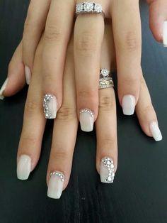 My gel nails ♥