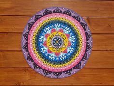 Fa mandala 50cm (spirituall). Beach Mat, Decorative Plates, Mandala, Outdoor Blanket, Home Decor, Decoration Home, Room Decor, Home Interior Design, Mandalas