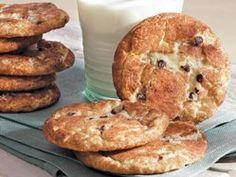 Gluten Free Chocolate Chip Snickerdoodles