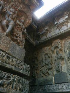 Halibedu temple.. Karnataka