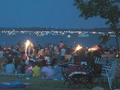 Indian Lake Ohio   INDIAN LAKE, OHIO!