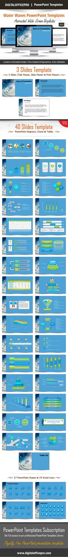 Heavy Truck Powerpoint Template Backgrounds  Shape Trucks And Set Of