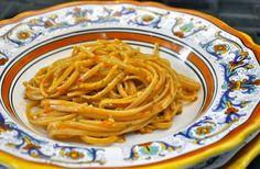 Pesto alla trapanese http://www.ricette.pw/Ricetta/ricetta-pesto-alla-trapanese/