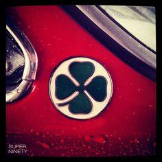 Alfa Romeo - green clover