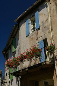 Menerbes, Provence-Alpes-Cote d'Azur, France