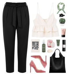 """honeymoon phase"" by martosaur ❤ liked on Polyvore featuring River Island, Aveda, Gianvito Rossi, Xenab Lone, MANGO, Christian Dior, Urban Outfitters, D.L. & Co., Eight & Bob and Urbanears"