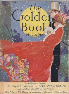 The GOLDEN BOOK Literary Magazine March 1930