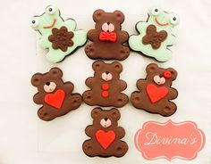 Divina's cookies and cakes: Cookies