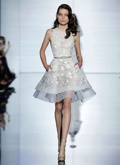 Zuhair Murad - Couture - Spring.Summer 2015 Look 07
