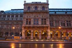 Roadtrippin Wien Oper Louvre, Building, Travel, Vienna, Opera, Buildings, Viajes, Traveling, Tourism