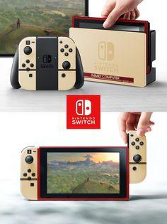 Nintendo Switch : personnalisez votre console avec différents coloris