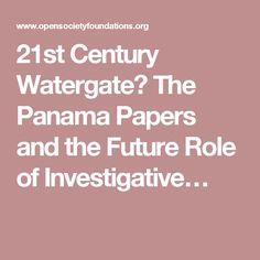 watergate essays