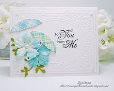 Running With Scissors...: Winter Wedding and Bridal Shower Cards