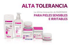 Diadermine Linea de Alta tolerancia para pieles sensibles | BBBelleza.com