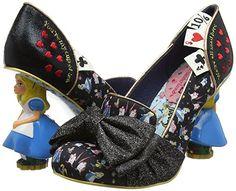Irregular Choice Damen Wonderland This Way Pumps: Amazon.de: Schuhe & Handtaschen