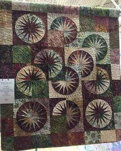 Desert Sky, Quiltworx.com, Made by Mary Demers Wakeley