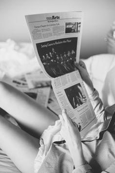 Weekend Reading In B