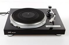 JVC QL-5 Direct Drive Stereo Turntable.