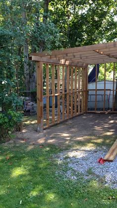 Metal lean to roofing images the woodworking plans for Lean to addition to garage