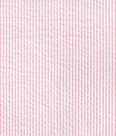 Robert+Kaufman+Pink+Seersucker+Stripe+Fabric