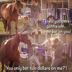 I just finished watching this! So funny! Watch Heartland, Heartland Quotes, Heartland Ranch, Heartland Tv Show, Heartland Seasons, Country Girl Quotes, Country Girls, Heartland Characters, Ty Et Amy