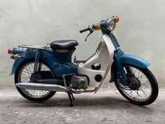 Honda - C50 - 49 cc - 1978 Vintage Moped, Antique Auctions, Honda, Motorcycle, Antiques, Vehicles, Antiquities, Antique, Motorcycles