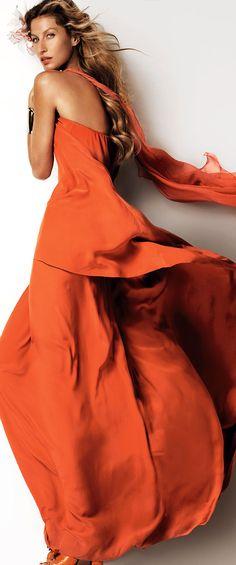 Brazilian Model Gisele Bündchen by Mario Testino for Vogue China March 2015 | cynthia reccord