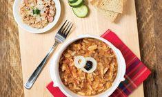 Φακές με κριθαράκι – Χρυσές Συνταγές Oatmeal, Meat, Breakfast, Recipes, Food, The Oatmeal, Morning Coffee, Rezepte, Food Recipes
