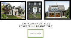 Meredith Heron Design  Cottage Concepts