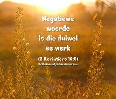 2 Korintiërs 10:5*