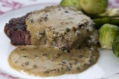 cucina caruso - Part 12 Steak Au Poivre, Allrecipes, Food Porn, Food And Drink, Pork, Treats, Chicken, Dinner, Cooking