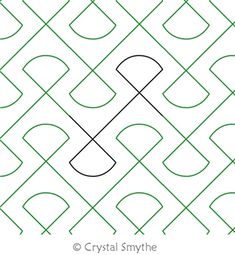 Quilting Board, Longarm Quilting, Free Motion Quilting, Easy Quilt Patterns, Zentangle Patterns, Stitch Patterns, Machine Quilting Designs, Mosaic Designs, Digital Pattern