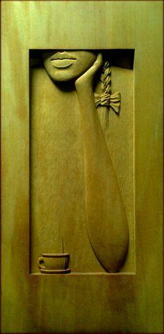 скульптор Варминско