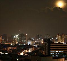 Jakarta Supermoon