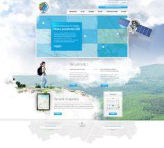 Educational portal for ESRI Polska by Karol Sidorowski, via Behance User Interface, Portal, Web Design, Templates, Education, Website, Poland, Behance, Beautiful